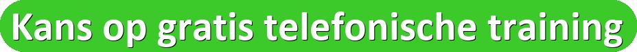 Kans op gratis telefonische training van Jong Assertief