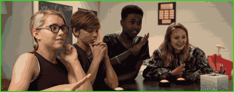 assertiviteitstraining kinderen en jongeren