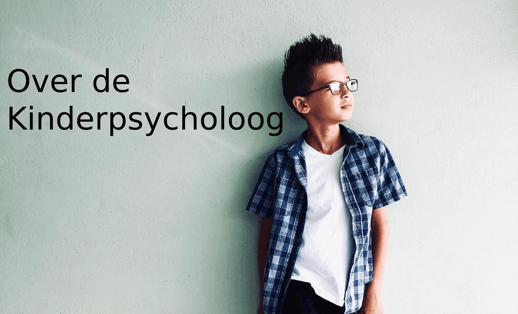 Kinderpsycholoog